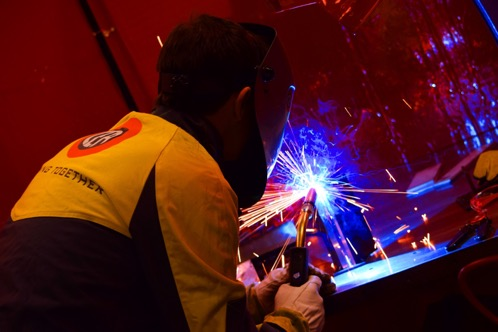 problems in the welding process