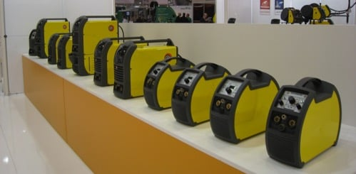 TIG welding machines- here's the line of CEA products